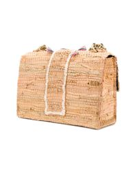 Kooreloo - Multicolor Fringed Details Shoulder Bag - Lyst