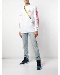 T-shirt P-3D di Palace in White da Uomo