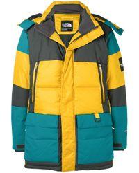 Doudoune colour block The North Face pour homme en coloris Multicolor