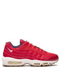 メンズ Nike Air Max 95 Prm スニーカー Red