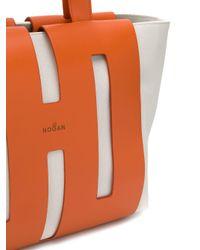 Hogan Bi ハンドバッグ Multicolor