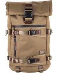As2ov Green Cordura Dobby 305d Roll Top Bag for men