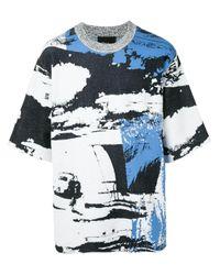 メンズ 3.1 Phillip Lim プリント Tシャツ Multicolor
