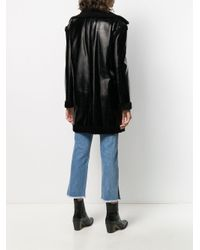 Пальто На Молнии С Подкладкой MICHAEL Michael Kors, цвет: Black