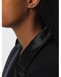 Niza Huang - Gray Moments Climber Earrings - Lyst