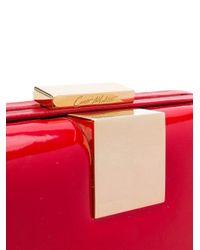Sac à bandoulière Susan Shock Corto Moltedo en coloris Red