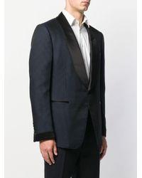 メンズ Tom Ford シングルジャケット Blue