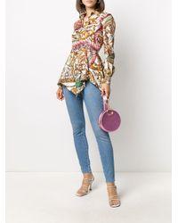 Moschino グラフィック ブラウス Multicolor