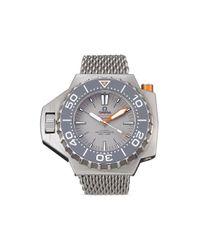 Наручные Часы Seamaster Ploprof 1200m Pre-owned 55 Мм 2020-го Года Omega для него, цвет: Gray