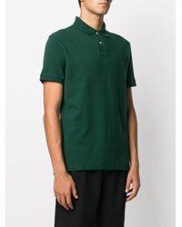 Polo Ralph Lauren Poloshirt mit Logo in Green für Herren