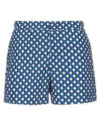Short de bain Setter Morne Orlebar Brown pour homme en coloris Blue
