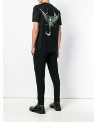 メンズ Givenchy プリント Tシャツ Black