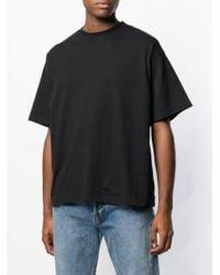 T-shirt I Love Techno Balenciaga pour homme en coloris Black