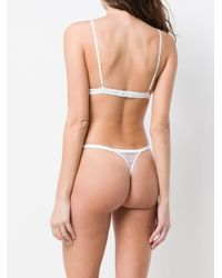 Tanga Mayflower Road Collection Myla de color White