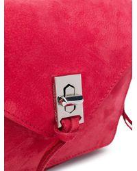 Mini sac à bandoulière Darren Rebecca Minkoff en coloris Red
