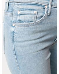 Jeans The Insider di Mother in Blue