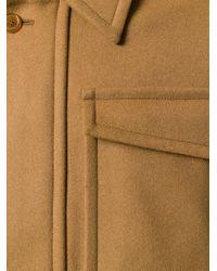 Vivienne Westwood Brown Fitted Flap Pocket Jacket for men