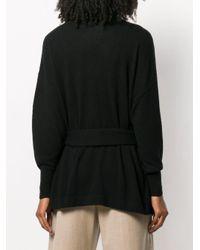 Maglione con cintura di Zimmermann in Black