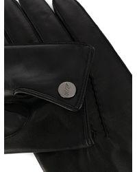 Перчатки С Подкладкой N.Peal Cashmere для него, цвет: Black
