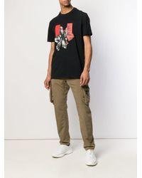 Pantalon à poches cargo Neil Barrett pour homme en coloris Brown
