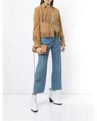 Giacca con frange di Polo Ralph Lauren in Multicolor
