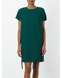 N°21 Green Stone Embellished Dress