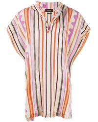 Débardeur à design nervuré Isabel Marant en coloris Multicolor