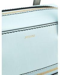 Joseph - Blue Square Tote - Lyst