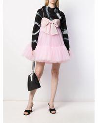BROGNANO リボン ドレス Pink