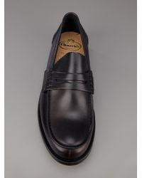 Church's - Black - 'pembrey' Loafer - Men - Leather - 5.5 for Men - Lyst