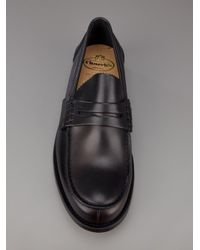 Church's Black - 'pembrey' Loafer - Men - Leather - 5.5 for men