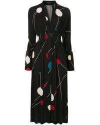 Kitx Graphite Shirred ドレス Black