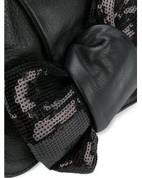 See By Chloé - Black Bow Mini Bag - Lyst