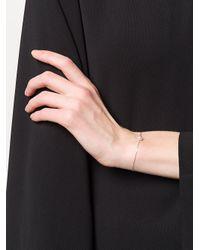 Bracelet en or blanc 18ct et perles Akoya RedLine en coloris Metallic