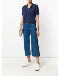 Polo Ralph Lauren Blue Loose-fit Polo Shirts