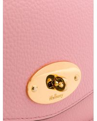 Mulberry Darley ショルダーバッグ S Pink