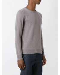 Eleventy Multicolor Classic Jumper for men