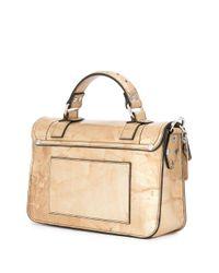 Мини-сумка Через Плечо Ps1 Proenza Schouler, цвет: Metallic