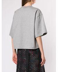 Kolor プリント Tシャツ Gray