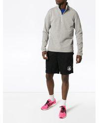 Reigning Champ Sweatshirt mit Reißverschluss in Gray für Herren