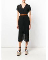 Caravana Black Chaac Dress