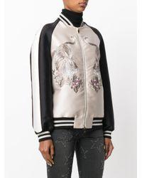 Stella McCartney Multicolor Lorinda Tiger-embroidered Jacket