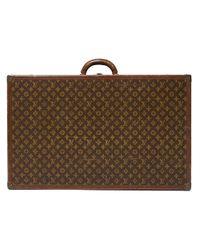 Чемодан 1900-1930-х Годов Pre-owned С Монограммой Louis Vuitton, цвет: Brown