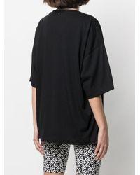 Être Cécile Cou Cou Paris Tシャツ Black
