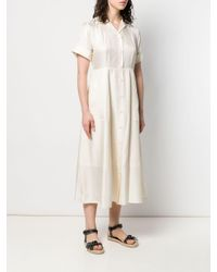 Calvin Klein ロング シャツドレス Multicolor