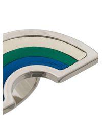 Bague Arch Marni en coloris Multicolor
