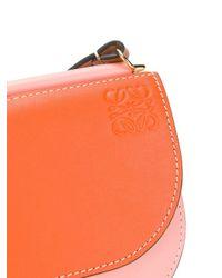 Loewe Orange Klassische Umhängetasche