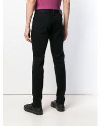 Jeans slim di Z Zegna in Black da Uomo