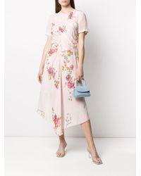 Preen Line Shae フローラル ドレス Pink