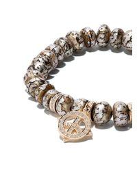 Loree Rodkin ダイヤモンド&パール ブレスレット 14kゴールド Multicolor